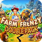 Farm Frenzy 3 & Farm Frenzy: Viking Heroes Double Pack spel