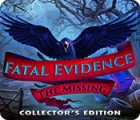 Fatal Evidence: The Missing Collector's Edition spel