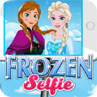 Frozen Selfie Make Up spel