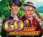 GO Team Investigates: Solitaire and Mahjong Mysteries spel
