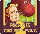 Griddlers: Ted and P.E.T. 2 spel
