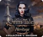 Grim Tales: Heritage Collector's Edition spel