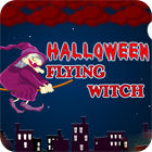 Hallooween Flying Witch spel