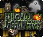 Halloween Jigsaw Puzzle Stash spel