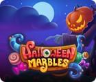 Halloween Marbles spel