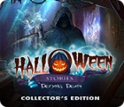 Halloween Stories: Defying Death Collector's Edition spel