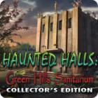 Haunted Halls: Green Hills Sanitarium Collector's Edition spel