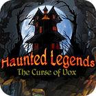 Haunted Legends: De Vloek van Vox Luxe Editie spel