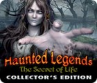 Haunted Legends: The Secret of Life Collector's Edition spel