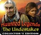 Reken af met een diepgewortelde zombieplaag in Haunted Legends: De Doodgraver Luxe Editie, een zoek  spel
