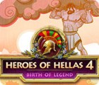 Heroes of Hellas 4: Birth of Legend spel