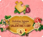 Holiday Jigsaw Valentine's Day 4 spel