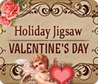 Holiday Jigsaw Valentine's Day spel