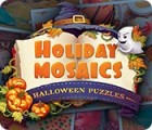 Holiday Mosaics Halloween Puzzles spel