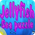 Jellyfish Sea Puzzle spel