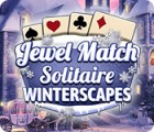Jewel Match Solitaire: Winterscapes spel
