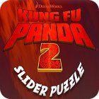 Kung Fu Panda 2 Puzzle Slider spel