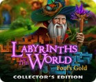 Labyrinths of the World: Fool's Gold Collector's Edition spel