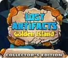 Lost Artifacts: Golden Island Collector's Edition spel