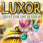 Luxor Quest for the Afterlife spel