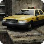 Mad Taxi Driver spel