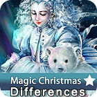 Magic Christmas Differences spel