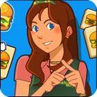 Mahjong Burger spel