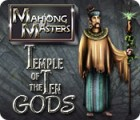 Mahjong Masters: Temple of the Ten Gods spel