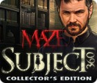 Maze: Subject 360 Collector's Edition spel