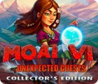Moai VI: Unexpected Guests Collector's Edition spel