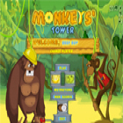 Monkey's Tower spel