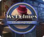 Ms. Holmes: Five Orange Pips spel