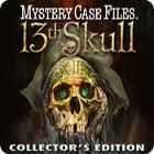 Mystery Case Files: 13th Skull Collector's Edition spel