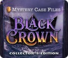 Mystery Case Files: Black Crown Collector's Edition spel