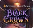Mystery Case Files: Black Crown spel