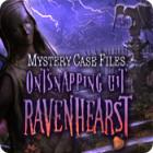 Mystery Case Files®: Ontsnapping uit Ravenhearst spel