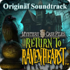 Mystery Case Files: Return to Ravenhearst Original Soundtrack spel