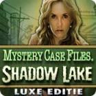 Mystery Case Files: Shadow Lake  Luxe Editie spel