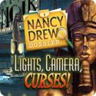 Nancy Drew Dossier: Lights, Camera, Curses spel