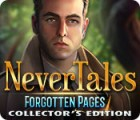 Nevertales: Forgotten Pages Collector's Edition spel
