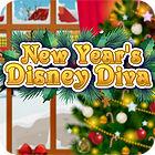 New Year's Disney Diva spel