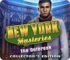 New York Mysteries: The Outbreak Collector's Edition spel