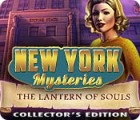 New York Mysteries: The Lantern of Souls Collector's Edition spel