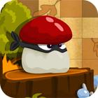 Ninja Mushroom spel