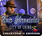 Noir Chronicles: City of Crime Collector's Edition spel