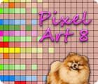 Pixel Art 8 spel