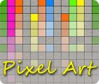 Pixel Art spel