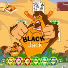 Prehistoric Blackjack spel
