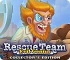 Rescue Team: Evil Genius Collector's Edition spel