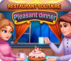 Restaurant Solitaire: Pleasant Dinner spel